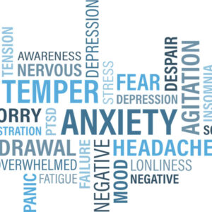 Anxiety and panic issues