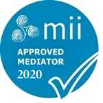 Approved Mediator logo MII